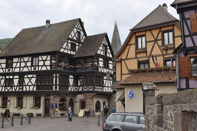 Quel est le plus beau village des Vosges ?